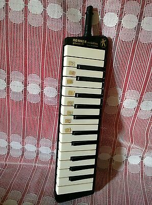 Melodica Hohner  piano 26, made in Germany, Blasinstrument, Melodika