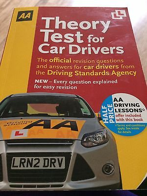 Theory Test For Car Drivers Aa