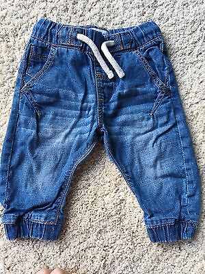 Next, Baby Boy Jeans, 3-6 Months, Mid Blue