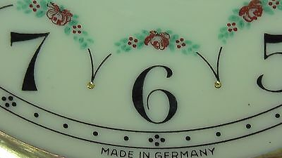 Antique Working Forestville 100 Yr. Old ? Clock Germany 400 Day Anniversary Rare