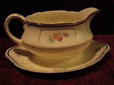 Alfred Meakin Royal Marigold Saucer Boat