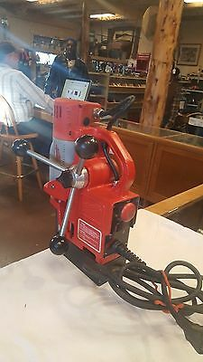 Milwaukee 4270-20 Drill Press Compact Electromagnetic great condition