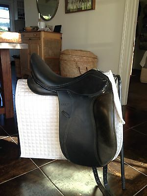 "Anky Pro 17"" Dressage Saddle"
