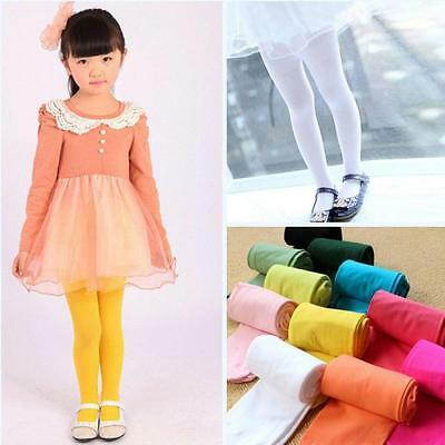 Hosiery Candy Color Pantyhose Tights Ballet Socks Stockings
