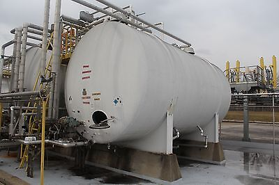7000 Gallon Crepaco Stainless Steel / Dual Compartment Jacketed Tank