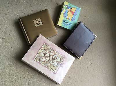 Photo Albums x 4 - together they hold 700 photos