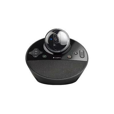 Logitech BCC950 Video Conferencing Camera - 30 fps - Black - USB 2.0