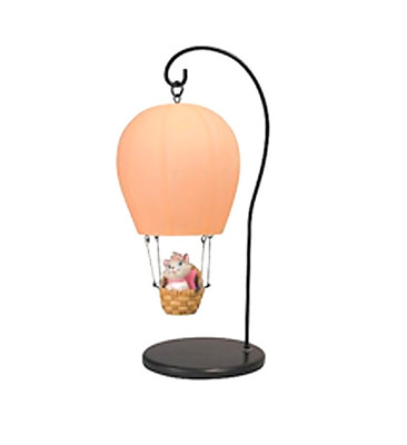 Very Rare! Disney Aristocats Marie Balloon light Room Table Lamp Japan Setocraft