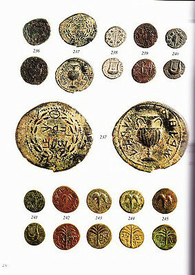Jewish / Biblical Coin Auction Catalog Of Famous Arnold Spaer Collection
