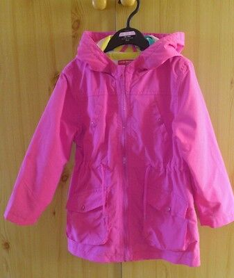Girls pink jacket / age 4-5 years