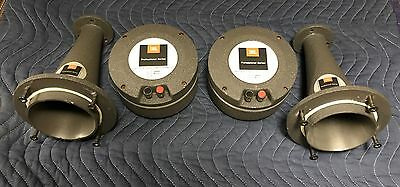 JBL 2420 + 2307 Pairs / Very Early / PRO LE85 L91 for 4343 4333 4341 WWSHIPOK