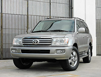 2006 Toyota Land Cruiser  *Clean 2 Owner FJ100 *All Original Paint & Interior *Just serviced & Refreshed *