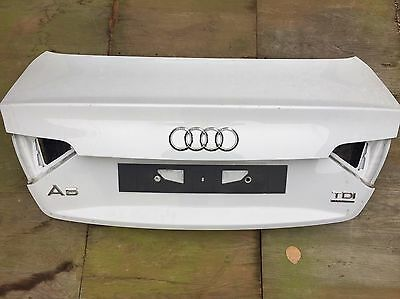 Audi A5 S Line Coupe 2014 Bootlid Complete Rear Tailgate Front Door