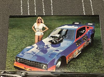 Collectors! 1980 Hot Rod Show World! Charlie's Angels Van Cover! Linda Vaughn!