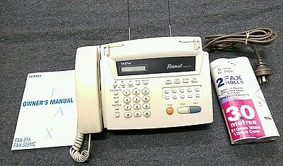 Fax Machine Brother FAX-515