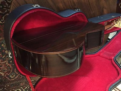 Fender FC-20 Classical Guitar with case