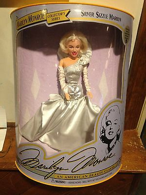 1993 Marilyn Monroe Collector Series American Beauty Doll Silver Sizzle MISB