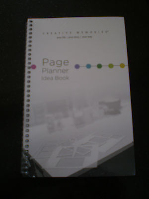 Creative Memories Your Life/Your Story/Your Way PAGE PLANNER Idea's Book BNIP