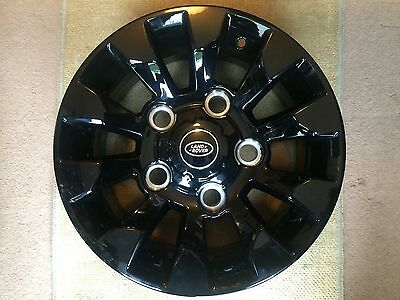 """Sawtooth Style  Alloy Wheels For Land Rover Defender 16"""" Set of 4 New"""