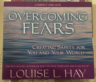 CD - Louise L Hay - OVERCOMING FEARS