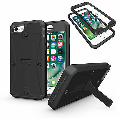 """New 360° Shockproof Protective Tank Hard Case Cover For Apple iPhone 7 4.7"""" A09"""