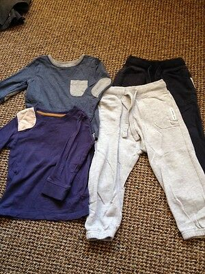 Boys Trousers And Tops Size 18-24