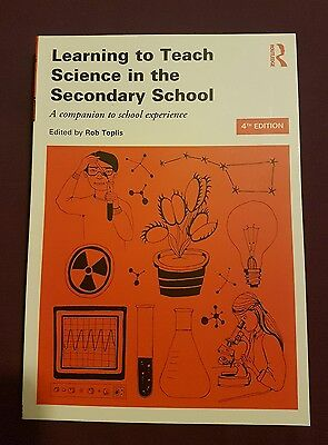 Learning to Teach Science.