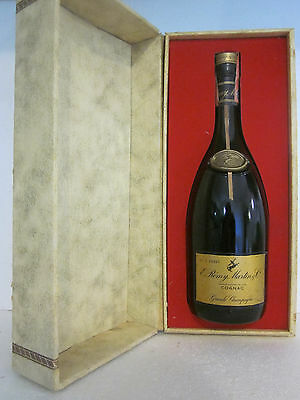 Remy Martin Age Inconnu Grande Cognac N° 60867 Corked Cap 75cl 40% Boxed 1960s