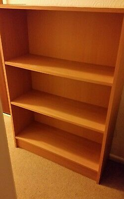 bookcase. adjustable shelves. REDUCED QUICK SALE Collection lichfield