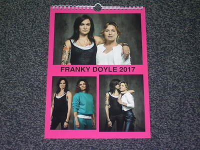 Pack Of 10 Wentworth Dvd Inspired Franky Doyle Calendar 2017 Joblot Wholesale Uk