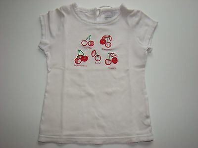 Tee-shirt fille CYRILLUS taille 4 ans