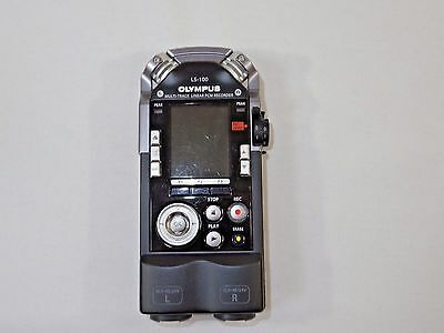Olympus LS-100 Multi-Track Linear PCM Voice Recorder    from Japan