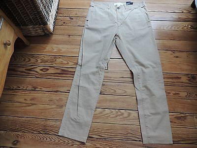 """Pantalon H&m """"tapered Fit"""" T.34 Comme Neuf"""