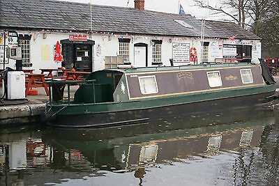 Up the Creek - 40ft cruiser stern narrowboat