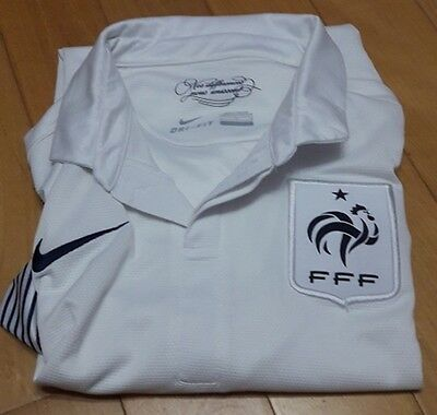 pole homme equipe France nike taille L