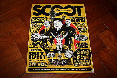 "Scoot Inflight Magazine ""Get Outta Here"""