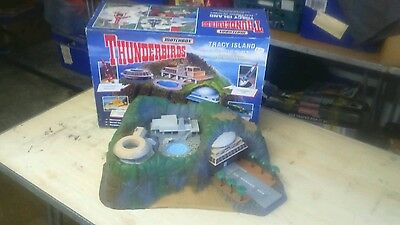 Thunderbirds Tracy Island Boxed MATCHBOX