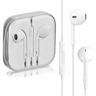 Headphone Earphone Earbuds Handsfree with Mic for Apple Iphone 5 6 6S Plus 5s 5c