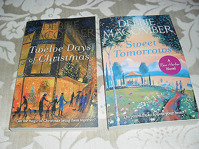 Two Latest Debbie Macomber Paperback Books