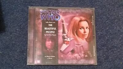 Doctor who BIG FINISH audiobook - 1.4  (CD)  - THE BEAUTIFUL PEOPLE