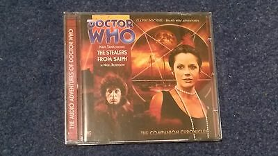 Doctor who BIG FINISH audiobook - 3.12  (CD)  - THE STEALERS FROM SAIPH