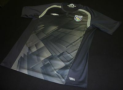 West Bromwich Albion WBA Football Shirt 2009/10 Size 42/44 Great Condition