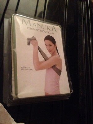 Brand New Manuka Resistance Body Band