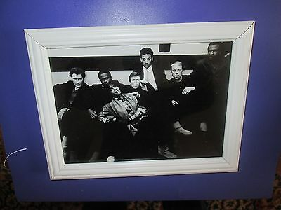selector.photo press framed 7x6 by adrian boot70s 80s two tone.mods ska