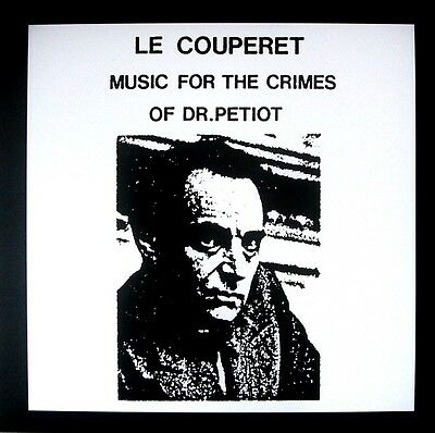 Various Artists LE COUPERET LP The New Blockaders Ramleh Vortex Campaign