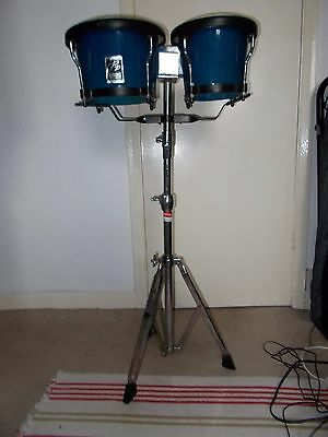 Bongos and Stand