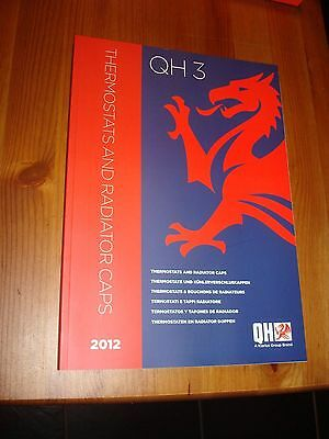 Quinton Hazel Catalogue QH3 - Thermostats & Radiator Caps 2012