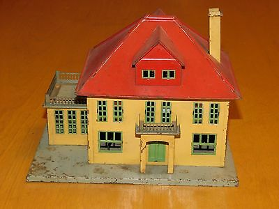 Lionel Prewar #191 Country Estate - Late Colors -For Restoration Or Parts Only