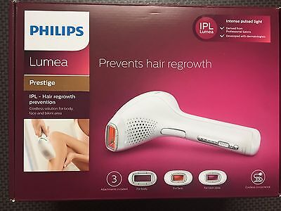 Philips Lumea SC2009 IPL Hair Removal System - White.