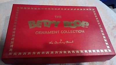 Danbury Mint 1998 Betty Boop Ornament Collection IOB